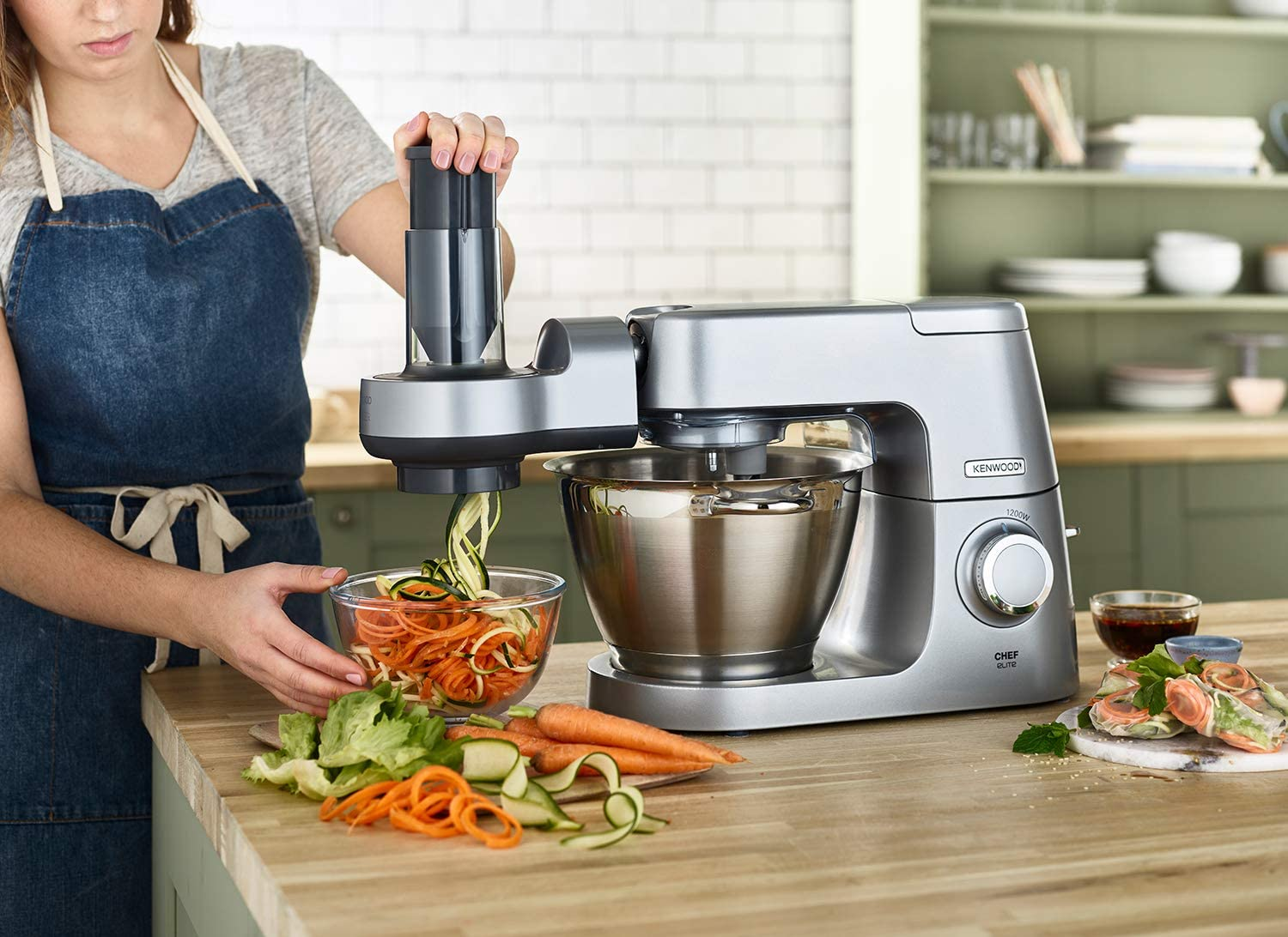 Spiralizer Attachment  - KAX700PL